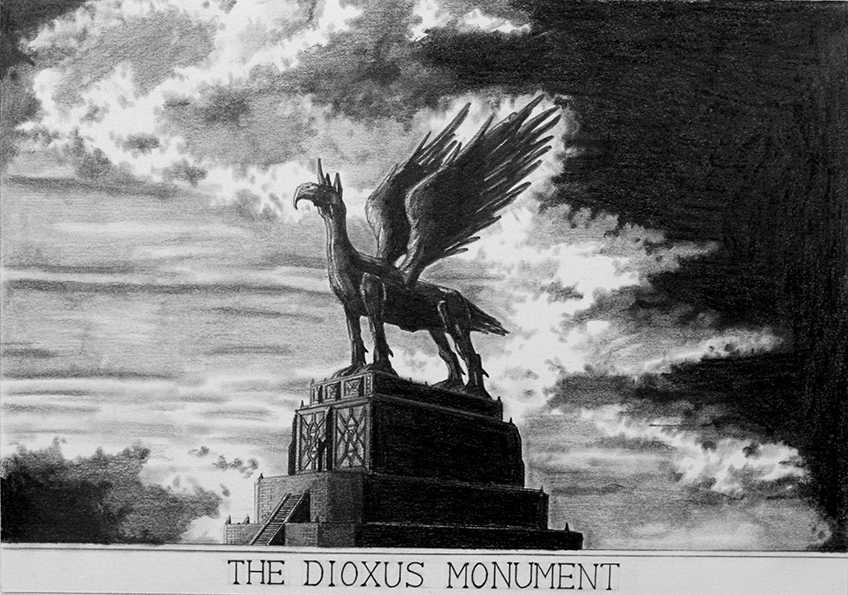 The Dioxus Monument