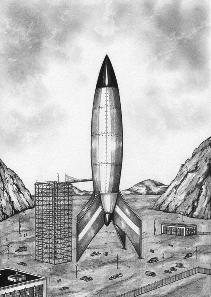 The Absolom Rocket
