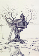 Church in a Tree